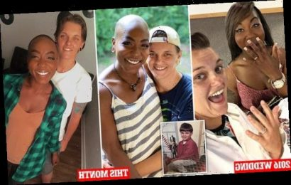 Florida woman's wife becomes HUSBAND after coming out as transgender