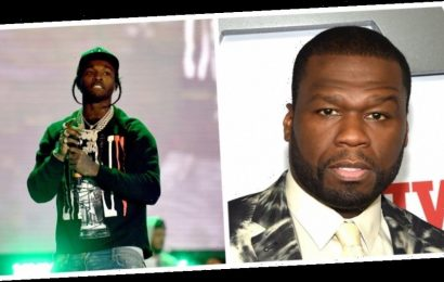 50 Cent Is Unofficial Hero For Pop Smoke's Album Cover Makeover, Wants Fans to Vote on Design