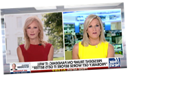 Fox News Host Grills Kellyanne Conway For Urging Mask Wearing: 'Why Now?'