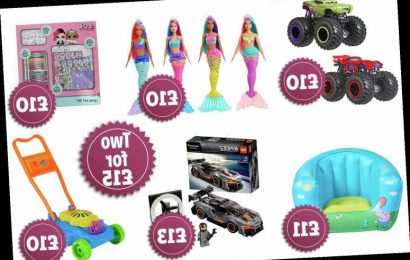 Argos is doing two toys for £15 – including Lego, Peppa Pig and LOL Surprise
