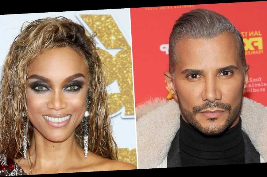 ANTM's Jay Manuel Would Love to Compete on 'DWTS' With Tyra Banks Hosting