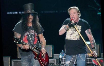 Guns N' Roses Detail Rescheduled Tour Dates for Summer 2021