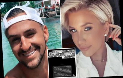 Savannah Chrisley slams troll who blames her engagement to Nic Kerdiles 'not working out' on her new pixie cut
