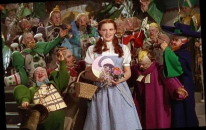 10 Things You Probably Didn't Know About 'The Wizard of Oz' (Photos)