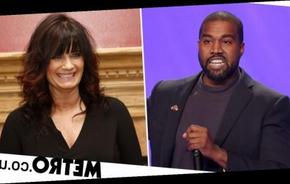 Who is Kanye West's running mate Michelle Tidball?