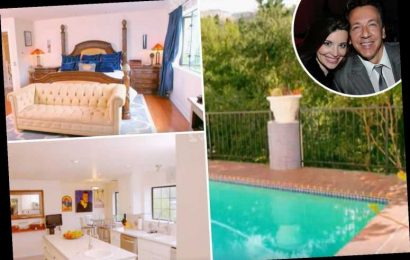 Inside GMB star Ross King, 58, incredible LA villa in the Hollywood Hills with wife Brianna Deutsch, 35 – The Sun