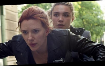 Scarlett Johansson Is Handing the Marvel 'Baton' to Costar Florence Pugh
