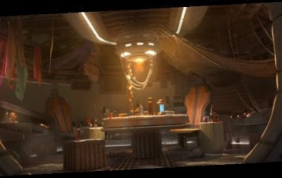 'Star Wars: Tales From the Galaxy's Edge' Concept Art Teases the Upcoming VR Experience