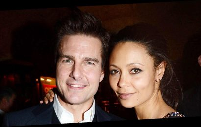 Thandie Newton: Tom Cruise Once Gave Me a Scientology Book for Christmas