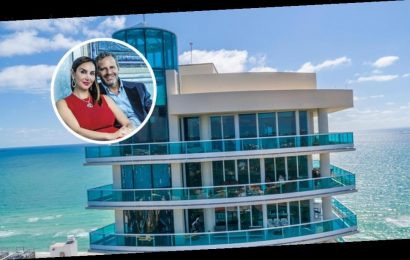 Noted Philanthropists List Mansion-Sized Miami Penthouse