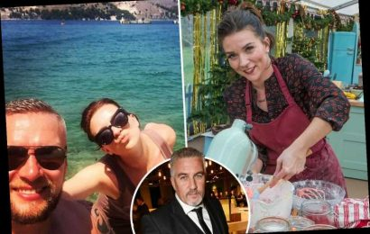 Bake Off star Candice Brown's ex says her growing close to Paul Hollywood put 'intense pressure' on relationship