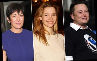 Elon Musk's ex-wife denies Ghislaine Maxwell hand-picked her to be his child bride