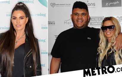 Katie Price confirms son Harvey does not have coronavirus