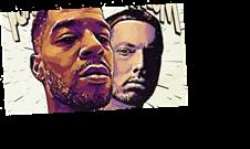 Eminem Slams New Orleans Quarterback Drew Brees, Police in New Single With Kid Cudi (Video)