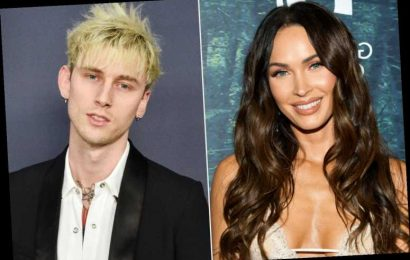Megan Fox Calls Machine Gun Kelly Her 'Twin Flame' in First Joint Interview