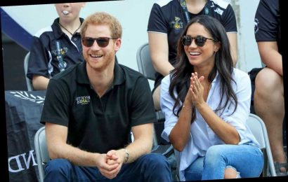 Meghan Markle and Prince Harry Had a Huge Secret in This Photo from the Toronto Invictus Games