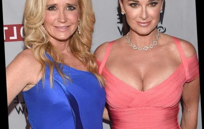 RHOBH: Kyle Richards Fears for Kim as She Has Implants Removed — 'I Lost My Mom to Breast Cancer'