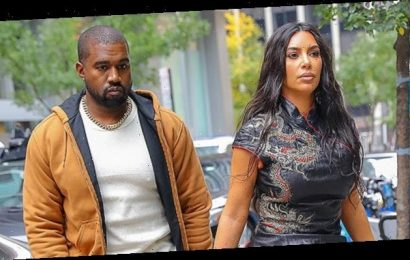 Kanye West Begs Wife Kim Kardashian To 'Forgive' Him After He Tweets About Wanting To 'Divorce' Her
