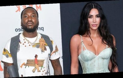 Kim Kardashian & Meek Mill: Photo Of Their 2018 Meeting Emerges After Kanye West Tweets Anger Over It