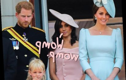 Kate Middleton 'Did Little To Bridge The Divide' With Meghan Markle As Latter Joined Royal Family