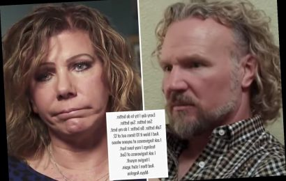 Sister Wives' Meri Brown says she 'tries to do better' but 'blows it 10 times out of 12' as marriage to Kody crumbles – The Sun