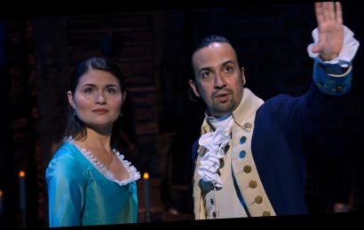 Lin-Manuel Miranda Responds to Theories About Eliza's Gasp at the End of 'Hamilton'