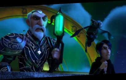 'Tales of Arcadia: Wizards' Trailer Teases the Conclusion of Guillermo del Toro's Animated Fantasy Trilogy