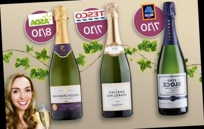 Plan your post-lockdown party with our wine expert's picks of British fizz
