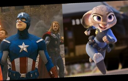 'Zootopia' and 'The Avengers' Lead the Pandemic Box Office