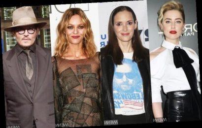 Amber Heard, Winona Ryder, Vanessa Paradis to Testify Next Week in Johnny Depp Libel Trial
