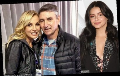 Ariel Winter Calls Britney Spears' Father 'Disgusting' Amid Conservatorship Controversy