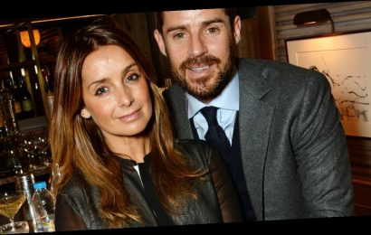 Louise Redknapp 'knocked sideways' by ex Jamie's new romance with stunning model
