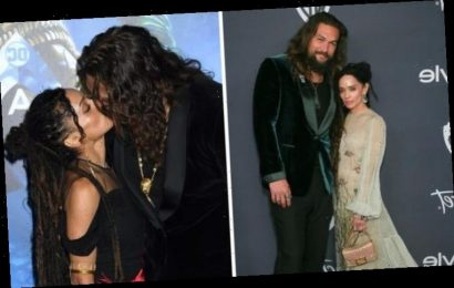 Jason Momoa and Lisa Bonet: How did they meet?