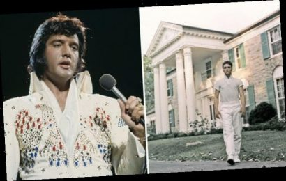 Elvis Presley: Graceland upstairs preserved 'as he left it' giving insight into FINAL day