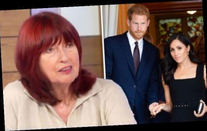 Janet Street-Porter addresses Meghan Markle and Prince Harry's 'dreadful mistake'