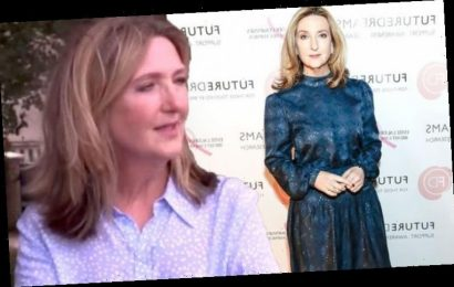 Victoria Derbyshire: BBC star details abuse father inflicted 'I remember my body tensing'