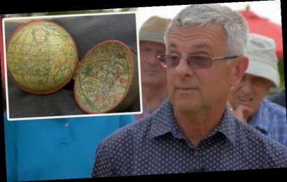 Antiques Roadshow guest refuses to sell rare pocket globe after staggering valuation
