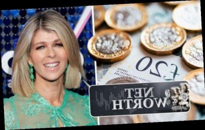 Kate Garraway net worth: How much presenter has made as she returns to GMB