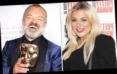 Sheridan Smith's Twitter fury after breakdown from Graham Norton joke