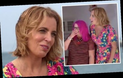 A Place in the Sun's Jasmine Harman clashes with guests over criticism: 'What do you care?