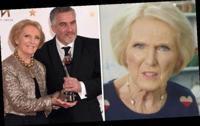 Mary Berry admits 'taking pigs to bed' with her in surprising home life revelation
