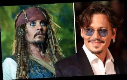 Pirates of the Caribbean's Johnny Depp gets Batman villain makeover in huge switch-up