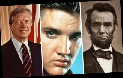 Elvis Presley family tree: Is Elvis REALLY related to these TWO American presidents?