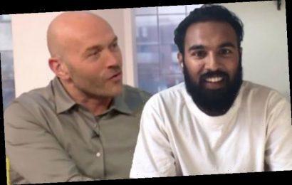 Sunday Brunch's Simon Rimmer shut down by Himesh Patel over Beatles blunder: 'Ruined!