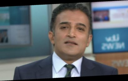 Adil Ray accused of 'lying' by Trump supporter as GMB interview turns frosty