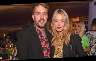 Laura Whitmore opens up on first date with Iain Stirling as she admits they 'didn't talk' at comedy gig