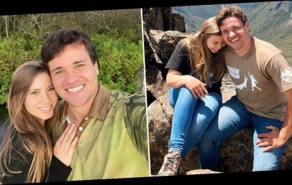 50 Pictures of Bindi Irwin and Chandler Powell That Will Make You Smile