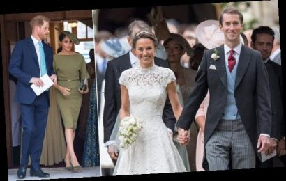 Meghan Markle pulled out of Pippa Middleton's wedding at last minute