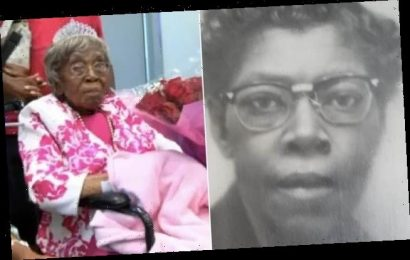 Oldest woman in the US celebrates her 116th birthday in style