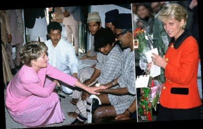 Princess Diana 'left people with the feeling they mattered'